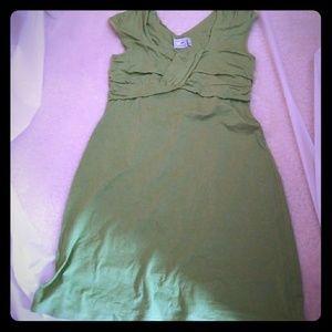 ATHLETA cotton dress Size Large